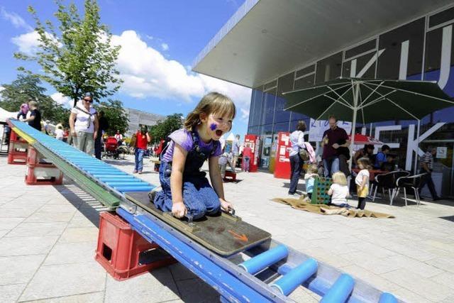 Ein Stadtteilfest wird zum Festival