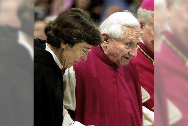 Eifersucht im Vatikan
