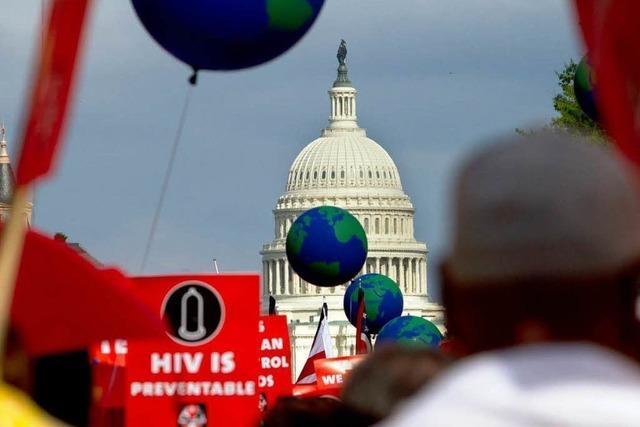 Aids-Konferenz: Hoffnungen und viele kleine Probleme