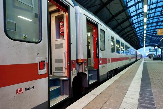Keine Warnstreiks bei der Bahn – mehr Geld für Lokführer