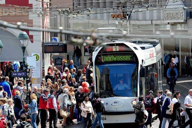 75 Millionen Fahrgäste: VAG zieht Rekordbilanz