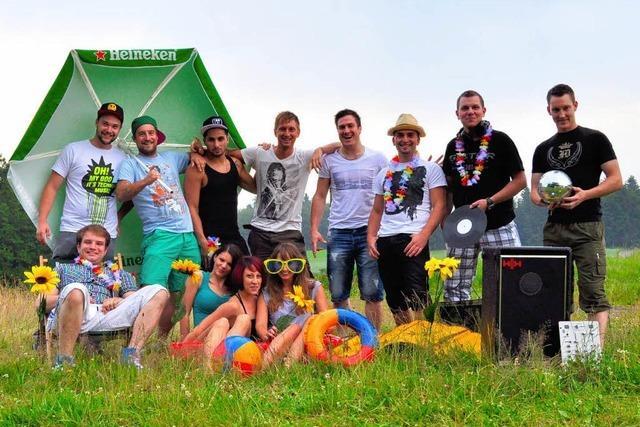 Zwölf Stunden Dauerparty beim Sunproject Festival