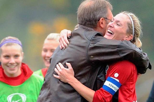 Der SC Freiburg tauscht fast die ganze Frauenmannschaft aus