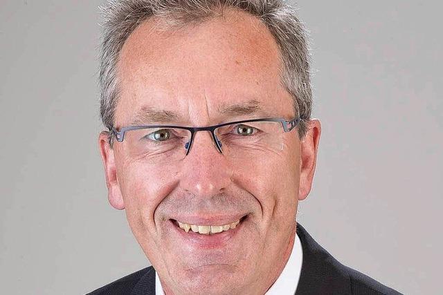 Christoph Huber zum Bürgermeister gewählt