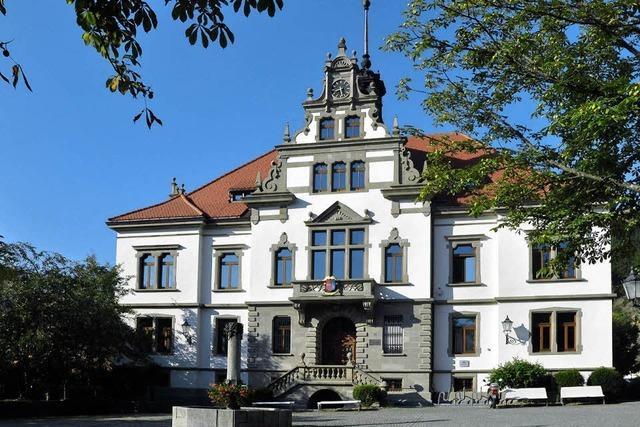 Tage der offenen Tür im Schönauer Rathaus