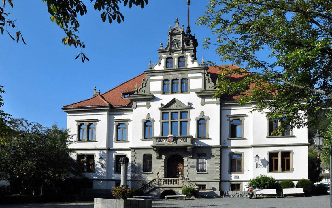 Das 1897 eingeweihte und  nun sanierte...ag der offenen Tür besichtigt werden.   | Foto: Klaus Steinebrunner