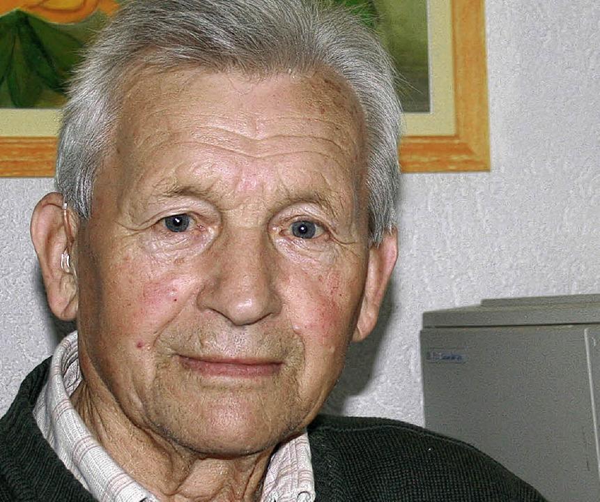 Georg Kleis    Foto: Martin Frenk