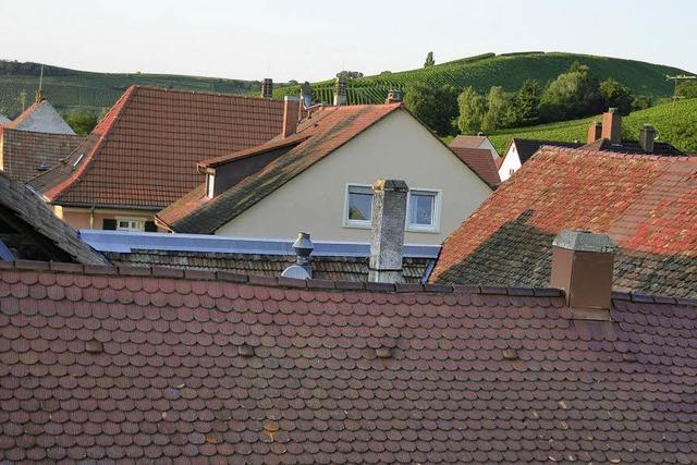 Dächer sind ein Kostenfaktor