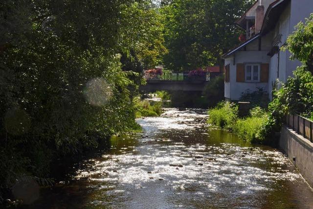 Weniger Chancen für ein Hochwasser