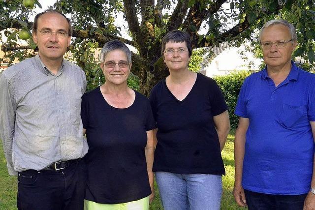 Maria Deschler übernimmt Pfarrgemeinderatsvorsitz