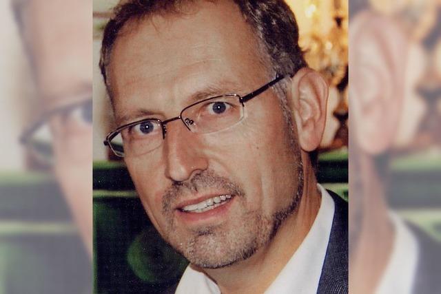 Stefan Boldt ist der neue Pfarrer