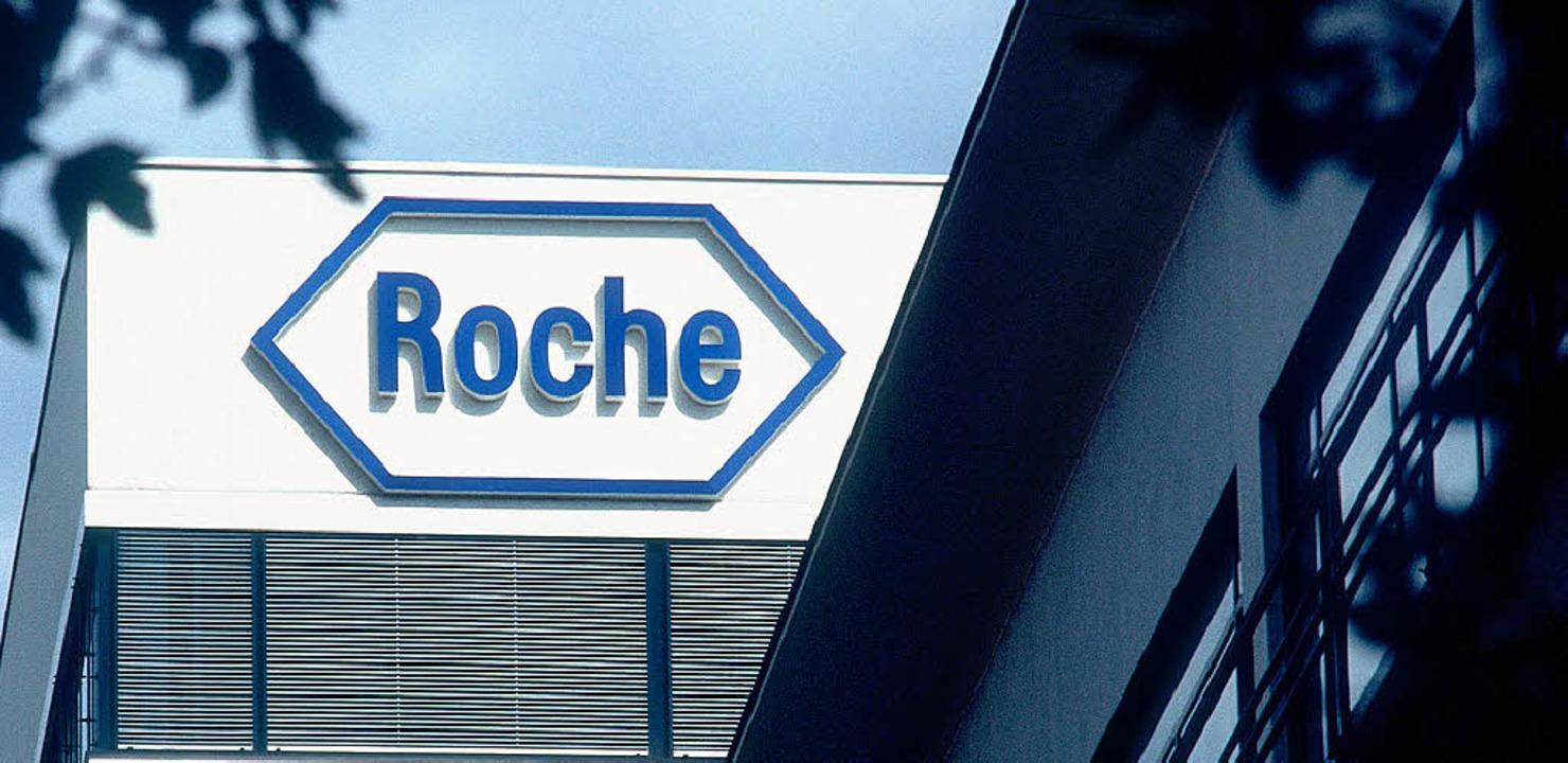 Roche wächst schneller als der Markt und sieht sich auf Kurs.   | Foto: Roche