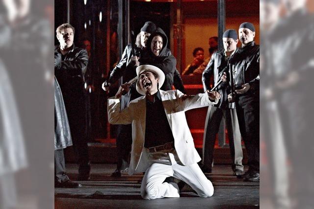 Staatsoper Stuttgart: Giovanni gibt sich die Kugel