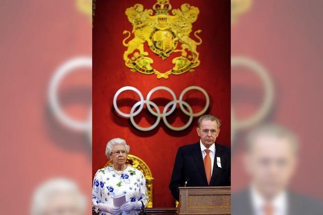 Staatschefs besuchen London: Der verlogene Frieden