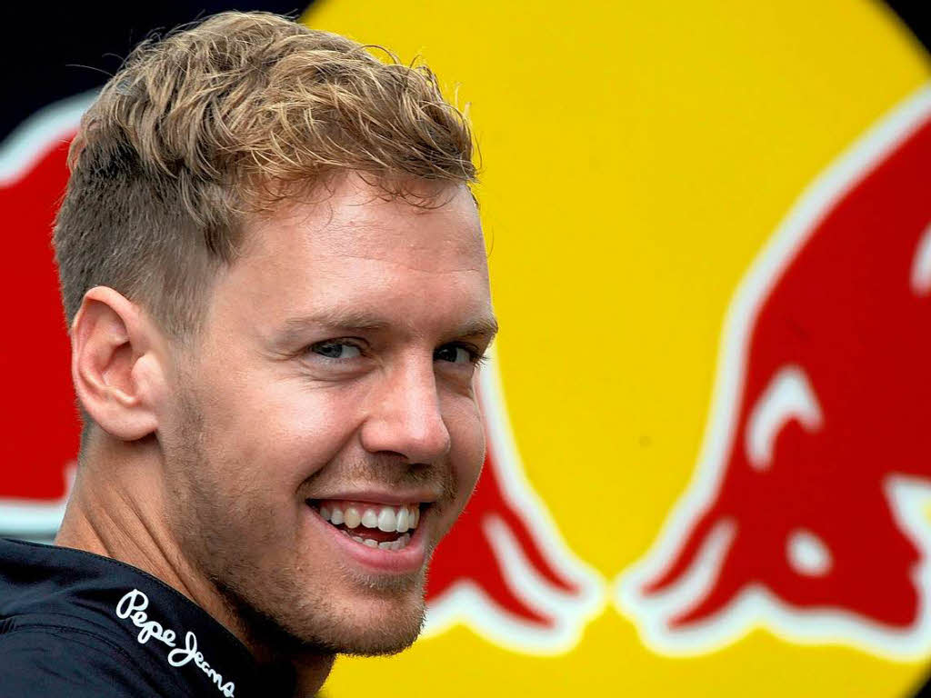 Sebastian Vettel Frisur