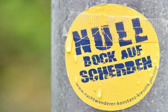 Glasverbot am Bodensee ist unwirksam – Student siegt vor Gericht