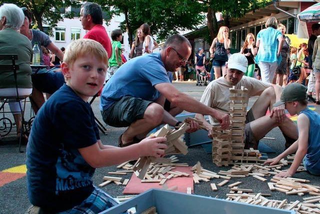 Fröhliches Sommerfest am Martin-Schongauer-Gymnasium
