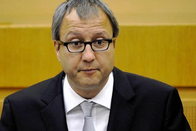 Küchen-Affäre: Verfassungsgericht distanziert sich von SZ-Porträt
