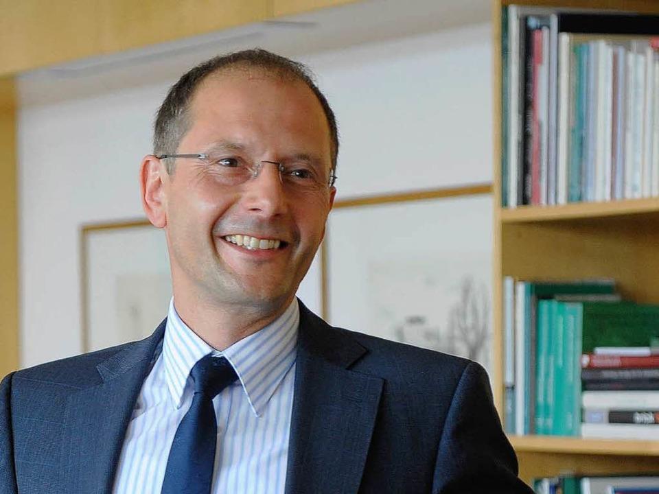 Kann sich eine zentrale Verfassungssch... (CDU), der Innenminister von Sachsen.  | Foto: dapd