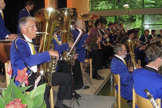 Drei Seniormusiker toppen 110 Jahre