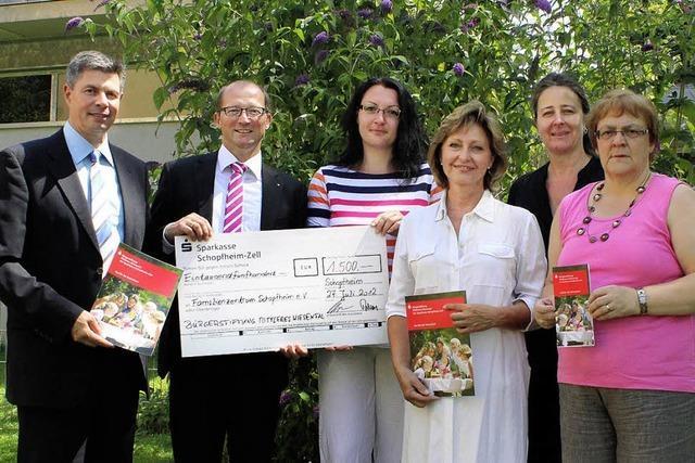 Bürgerstiftung sponsert Ferienbetreuung für Kinder