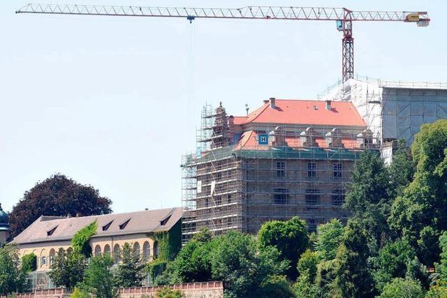 Was wird aus dem Schloss in Baden-Baden?