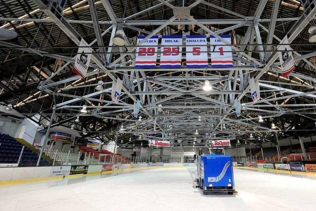 Zukunft des Eisstadions: Alles spricht für einen Neubau