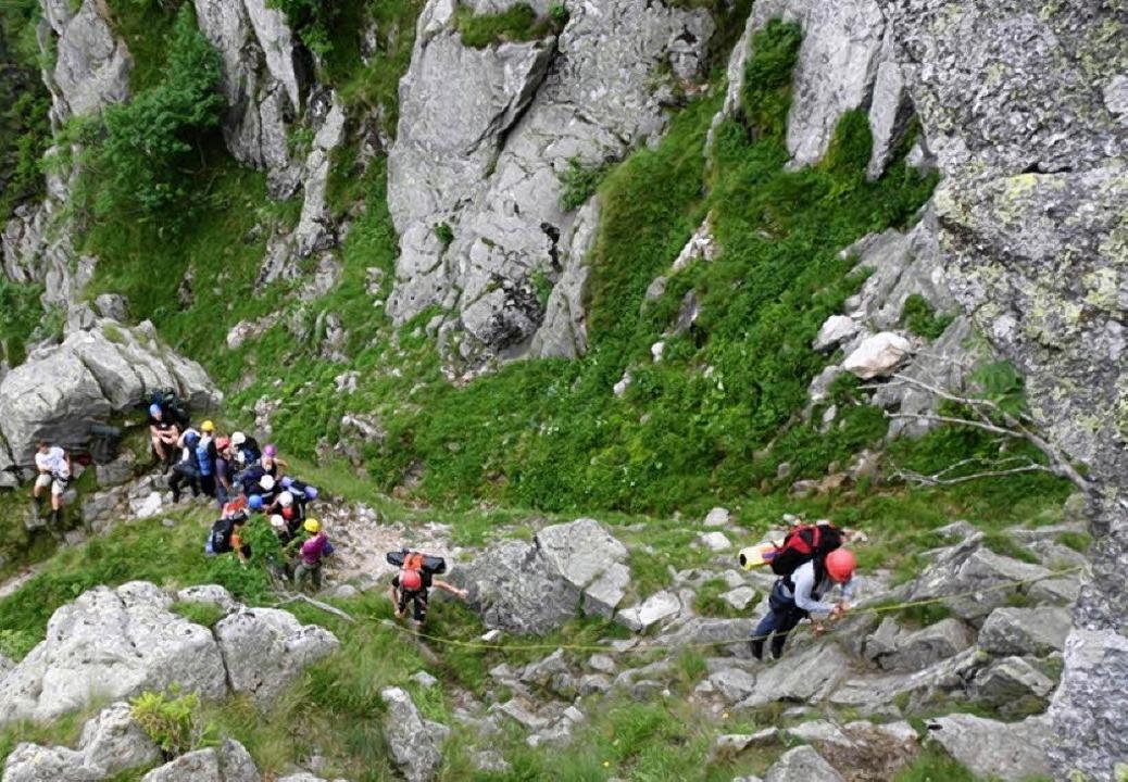 Klettersteig Vogesen : Kurz berichtet müllheim badische zeitung