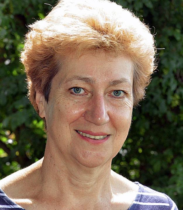 Annerose Schöke-Philipp ist erste Patientenfürsprecherin des Kreises.     Foto: Weishaupt