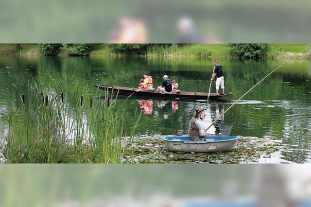 Stimmungsvolles Fest bei den Anglern