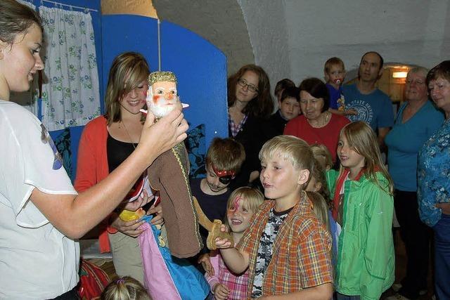 Sommerfest im Kloster