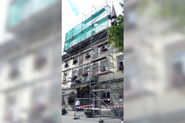 An Baustellen ist kein Mangel