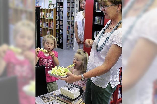 Stadtbücherei lockt kleine und große Leseratten