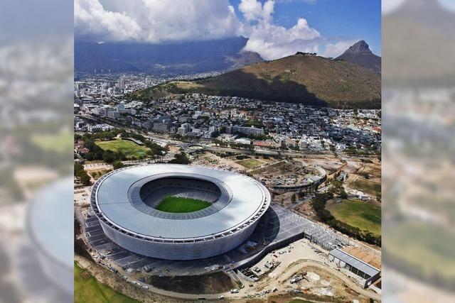 Kapstadts WM-Stadion - eine Billigunterkunft für Arme?