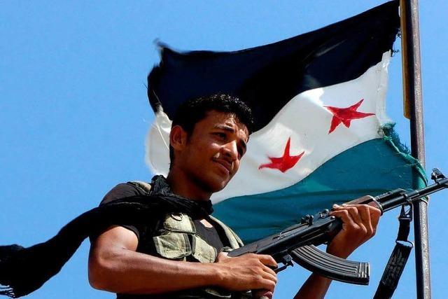 Assad: Schicksal hängt an Aleppo