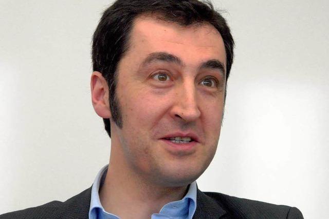 Özdemir hat gute Chancen auf den Bundestag