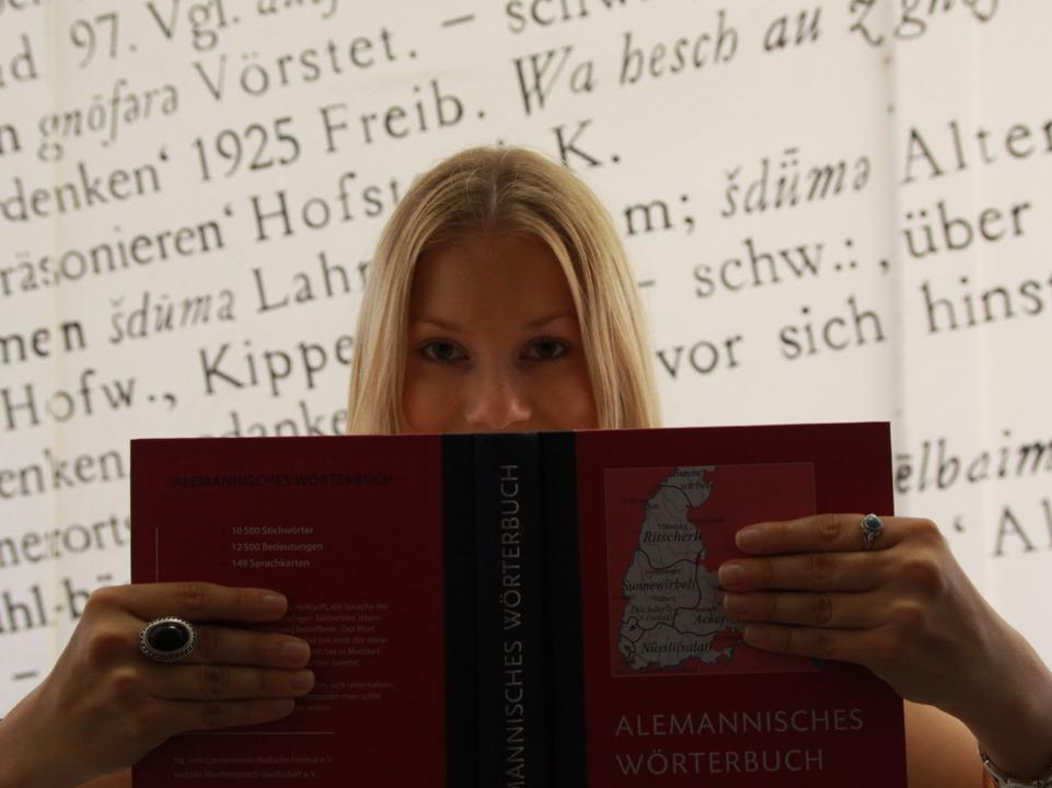 Weäfzg oder Chriäsi? Ein Blick ins Wörterbuch kann weiterhelfen.  | Foto: Max Schuler