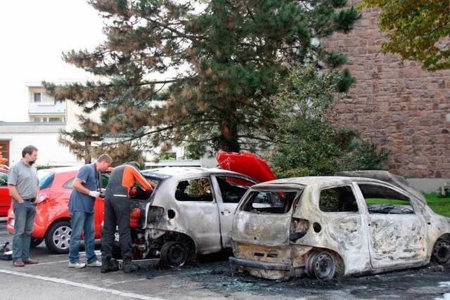 Stadtbekannter Brandstifter in Bad Säckingen in die Psychiatrie eingeliefert