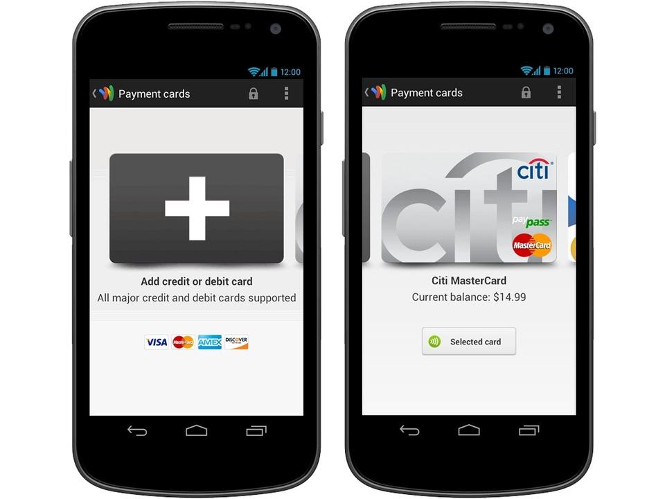 Google Wallet Add Card Teaser PNG    Foto: IDG