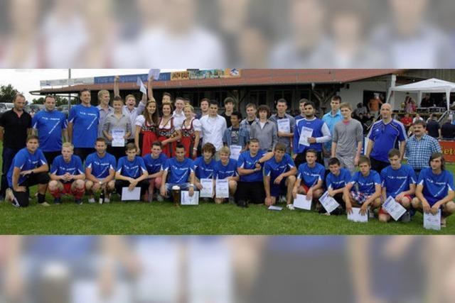 SG Endingen feiert ihren Nachwuchs