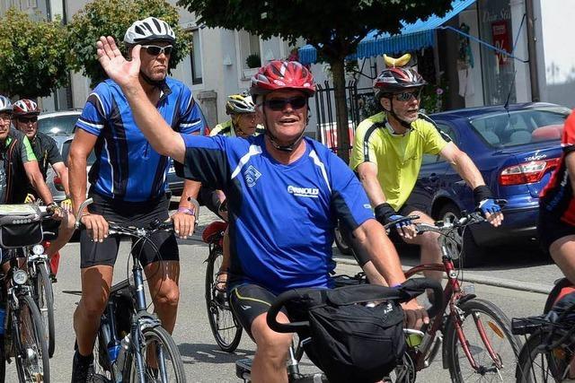 2000 Radfahrer erobern Waldkirch