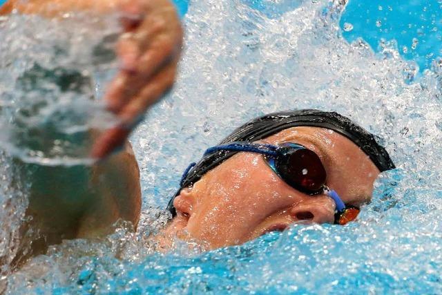 Fast alle Weltklasseschwimmer pinkeln ins Becken
