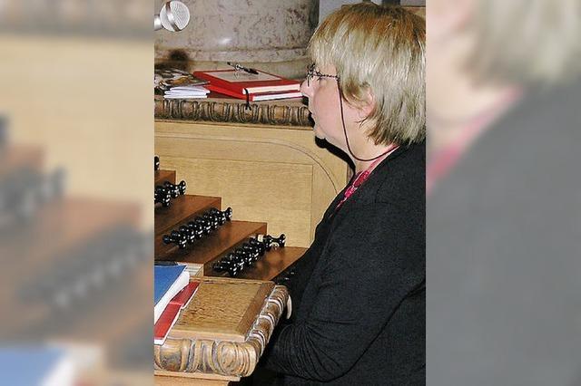 Schwarz-Orgel lernt den Süden kennen