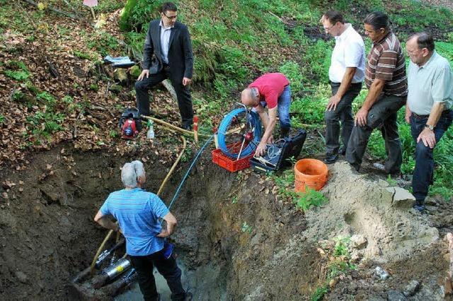 Sölden beantragt neues Wasserrecht