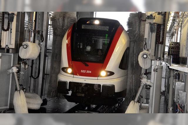 Glänzende Aussichten für die Züge