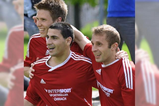 Hochrhein-Teams peilen Runde drei an