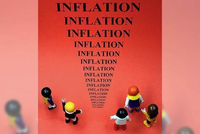 Inflation bleibt vorläufig Theorie