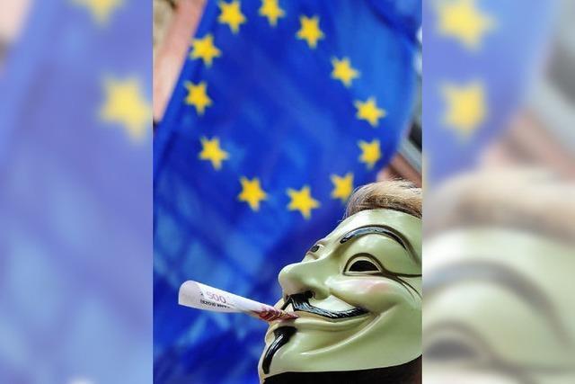 EZB bereit zu Hilfskäufen