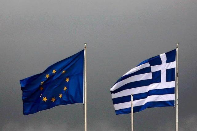 Sparpaket entzweit Griechenlands Regierung