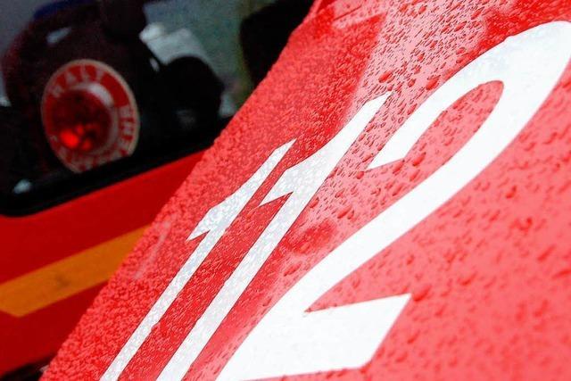 Wohnungsbrand - Drei Kinder tot - Polizei vermutet Verbrechen